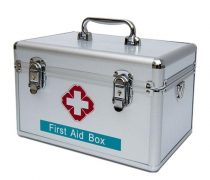 First Aid Box Kits (Steel)